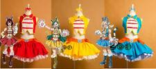 My Hero Academia Mandalay Ragdoll Pixie-Bob Cat Cosplay Costume Fancy  FF.1013