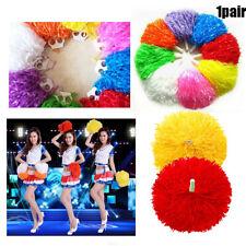 Supplies Cheerleader pompoms Cheerleading Cheering Ball Dance Party Decorator