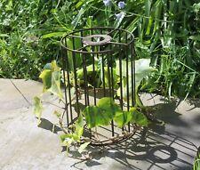Bird cage pendant lampshade