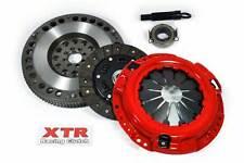 XTR RACING STAGE 2 CLUTCH KIT +CHROMOLY FLYWHEEL 88-89 COROLLA GTS 1.6L FWD 4AGE