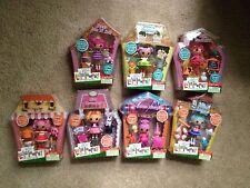 Lalaloopsy Mini Doll Choose From Many Options