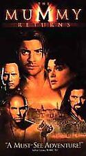The Mummy Returns (VHS, 2001)Brandan Fraser,Rachel Weisz