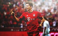 "Robert Lewandowski 40/""x24/"" Poster 395 Football Super Stars"