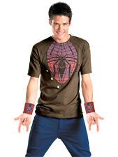 Adult The Amazing Spider-Man Movie T-Shirt & Web-Slinger Costume Kit