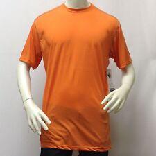 Men's T-Shirt  MARINO BAY NWT Orange DRY GEAR Sheer Tee MT LT XLT XXLT 2XLT