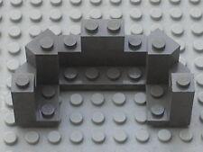LEGO CHATEAU CASTLE / OldDkGray turret 6066 / 6048 6097 6046 6094