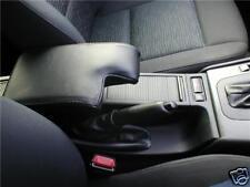 Adatto a BMW E46 BRACCIOLO cover in vera pelle copertura 98-2005