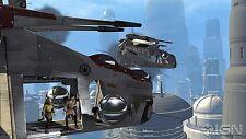 Kinect Star Wars (Microsoft Xbox 360, 2012) DISC IS MINT