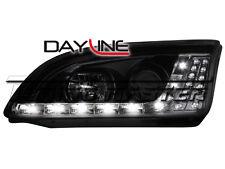 Ford Focus 05->08 Fari Dayline Neri con Freccia  LED