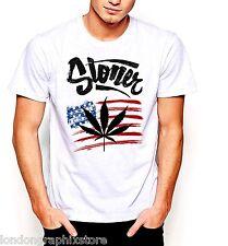 Marijuana T-Shirt, Weed , Cannabis, 420, blunt, bong, drugs men swag Cali stoner