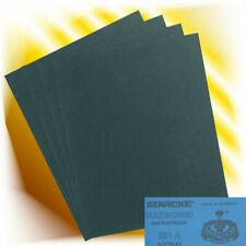 10 x Nassschleifpapier 240K 230x280mm Schmirgelpapier Wasserschleifpapier Bogen