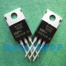 10/20/30/50/100/300pcs NXP BT137-600E BT137 Triacs Thyristor NXP TO-220