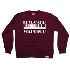 Keyboard Warrior SWEATSHIRT Band Piano Fashion SWEATSHIRTt Christmas fashion gif