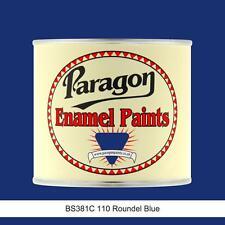 Paragon Paints Record Vice Blue Colour Match Enamel Paint - Record Vice Paint