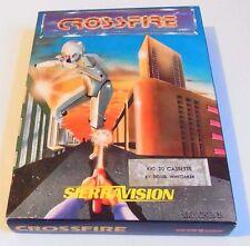 Commodore Vic 20: Crossfire - SierraVision 1982