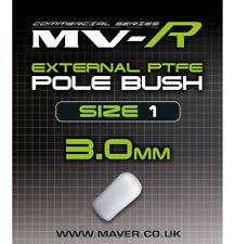 Maver MVR External PTFE Pole Bushes Assorted Sizes Pole Fishing