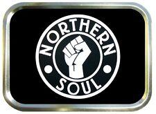 Northen Soul 2oz Gold Tobacco Tin,Stash Can,Storage Tin