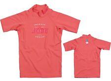 Impress Rash Vest Rebel Child Pink Lycra T-shirt Whale Kite Surf SUP j15