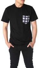 Gravity Threads Men's Crew Neck Pocket T-Shirt Made in USA