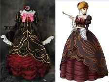 H-177 L/XL/XXL Umineko no naku koro ni Beatrice sera-abito Dress Cosplay costume