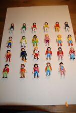 Playmobil Mujeres 1  Figuras mujer  chica mama señora hija trabajadora