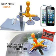 iPhone Windshield Repair Kits DIY Car Window Tool screen Glass Scratch LCD crack