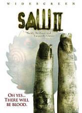 Saw II (DVD, 2006, Canadian) WIDESCREEN