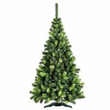 Premium Line Xmas Christmas Tree Green 5-6-7FT FIR With Celadon Artificial