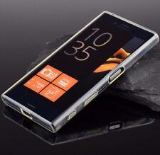 Ultraslim Cover Case Sony Xperia Modelle Kappe TPU Schutz Hülle Silikon Tasche