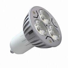 LAMPADA GU10 3 WATT 220V 3W LAMPADINA SPOT LED LUCE FREDDA CALDA CASA UFFICIO