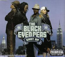 THE BLACK EYED PEAS - Shut Up (UK 4 Trk Enh CD Single)