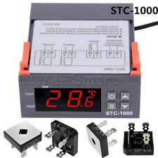 STC-1000 Digital Temperature Controller Temp Sensor Thermostat Control 110-220V