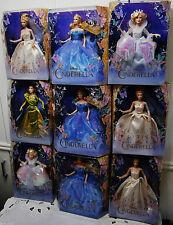 Barbie Mattel Disney Collector Doll Cinderella Wedding Royal Ball Tremaine a.Lot