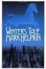 Winter's Tale, Helprin, Mark Hardback Book The Cheap Fast Free Post