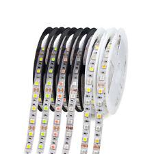 DC12V 5M SMD LED 5050 RGB RGBW RGBWW 60led/m 300LED Flexible 3M Tape Strip Light