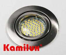 SMD LED Einbauspot Bajo mit 60er SMD LED Hochvolt Deckenstrahler 230V Downlights