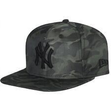 New Era 9Fifty Snapback Cap - SATIN NYLON CAMO NY Yankees -