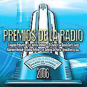 Premios de La Radio 2006 by Various Artists (CD, Dec-2006, Fonovisa)