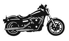 Harley-Davidson Dyna Super Glide Aufkleber