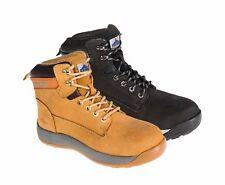 Portwest Steelite Leather Nubuck Safety Boots Water Resistant Toecap Work FW32
