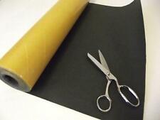 Self Adhesive Felt Baize Fabric Mini Rolls - CHARCOAL