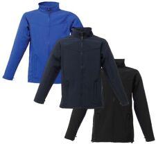 Regatta TRA642 Uproar Men Softshell Water Repellent Warm Fleece Coat Work Wear