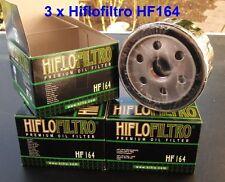 3 x HF164 Ölfilter BMW R 1200 GS / R / RT / S / ST, R1200, K 1600 GT, R nine T