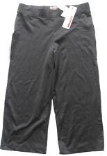 ESPRIT Damenhose - Sporthose CAPRI mit Gummizug Grau