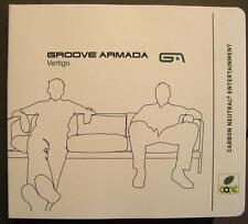 """GROOVE ARMADA """"VERTIGO"""" - CD - DIGI PACK"""