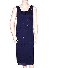 robe I.CODE by IKKS  femme strass bleu