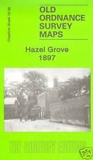 MAP OF HAZEL GROVE 1897