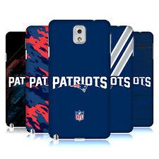OFFICIAL NFL New England Patriots LOGO HARD BACK CASE per Samsung Telefoni 2