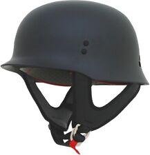 AFX FX-88 Solid Colors Beanie German Half Helmet