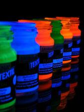 50ml Schwarzlicht Stoffmalfarbe Flash